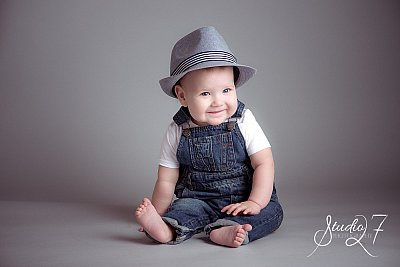 Babies 8 Months Photography